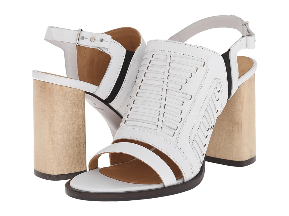 THAKOON ADDITION - Lizzy 2 (White) Women's Sandals
