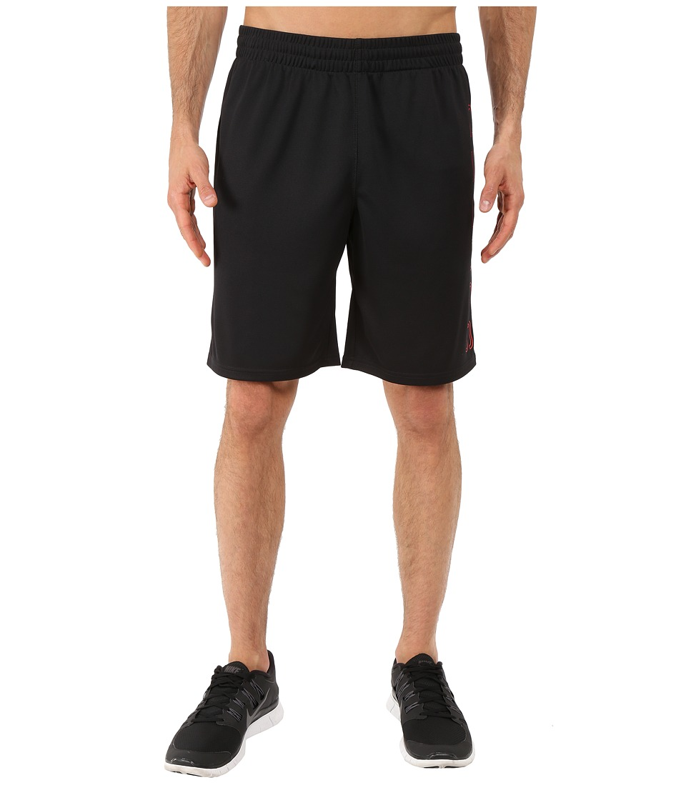 Spyder - Zeno Shorts (Black) Men's Shorts