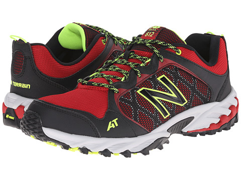 New Balance - MTE612R1 (Red/Black/Lime) Men