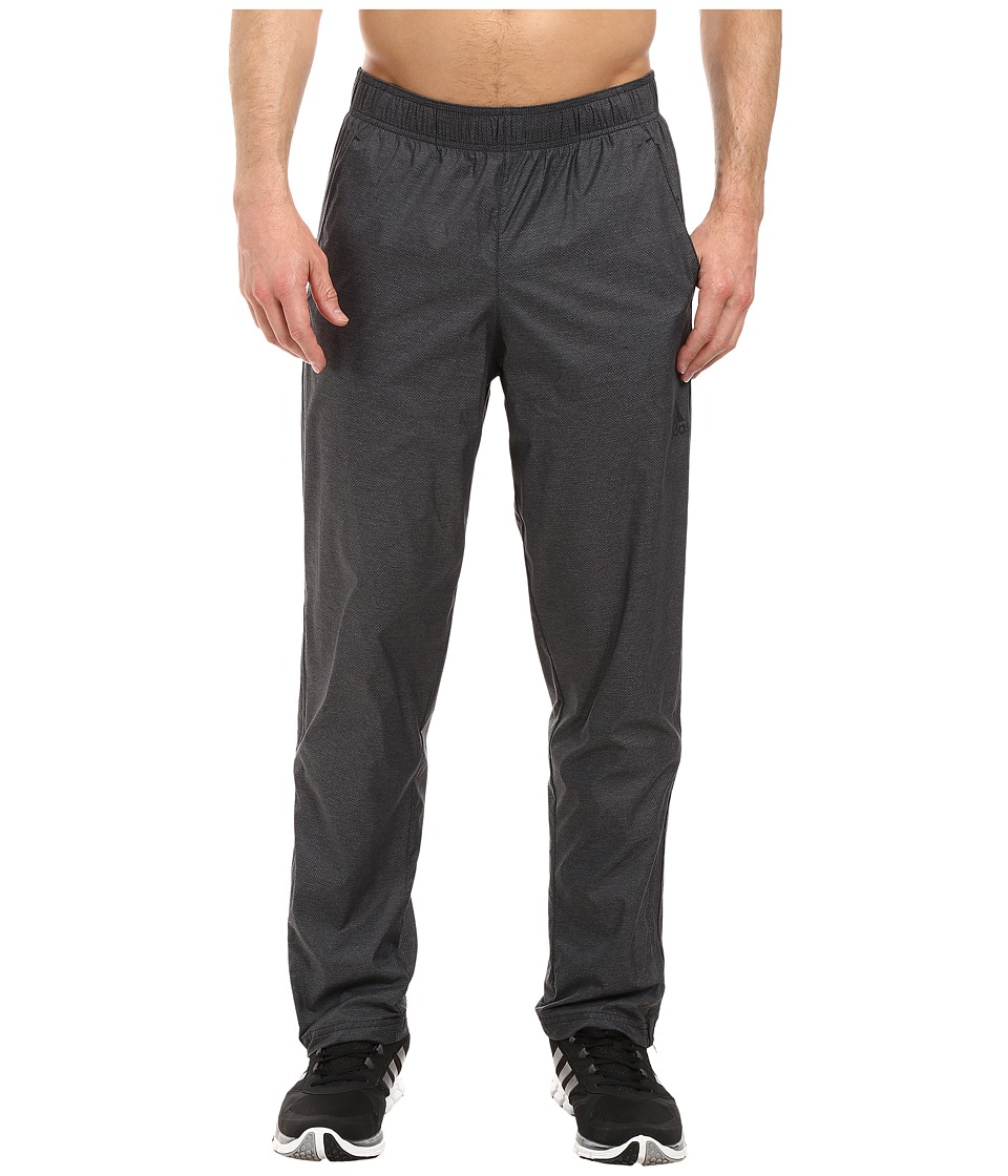 adidas - Essential Woven Pants (Black/Black) Men's Casual Pants