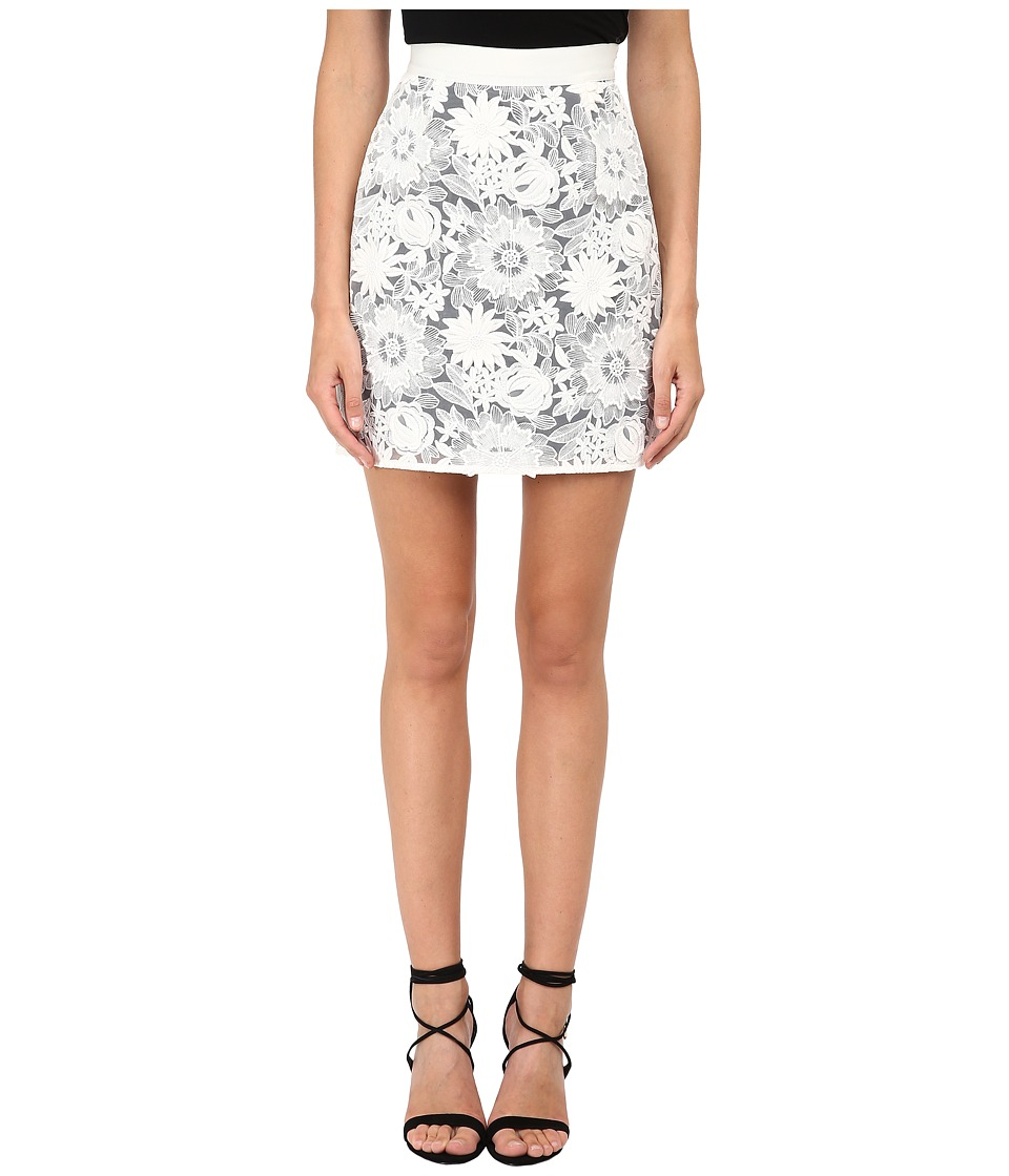 EMMA COOK - Lace Skirt (White) Women