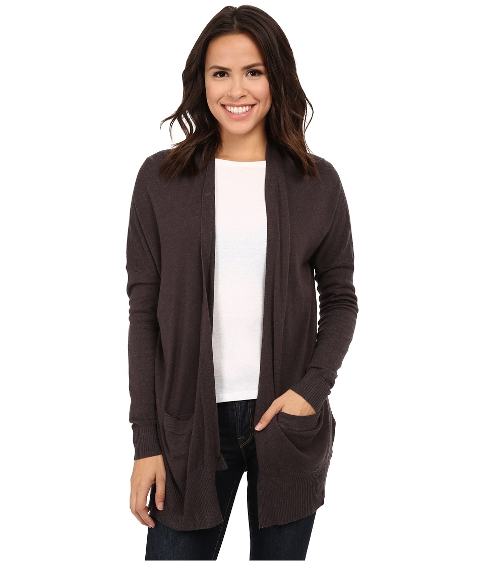 Culture Phit - Raylen Two-Pocket Cardigan (Pewter) Women