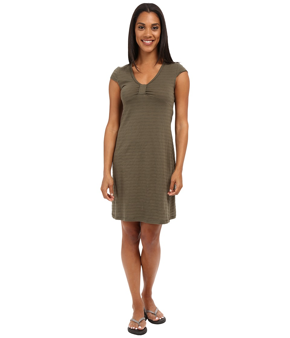 Lole - Nancy Dress (Khaki) Women's Dress