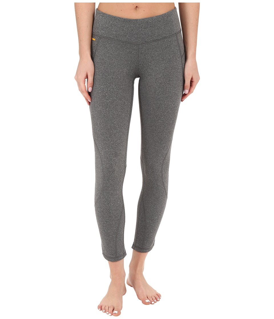 Lole - Mila Crop Leggings (Black Heather) Women's Casual Pants