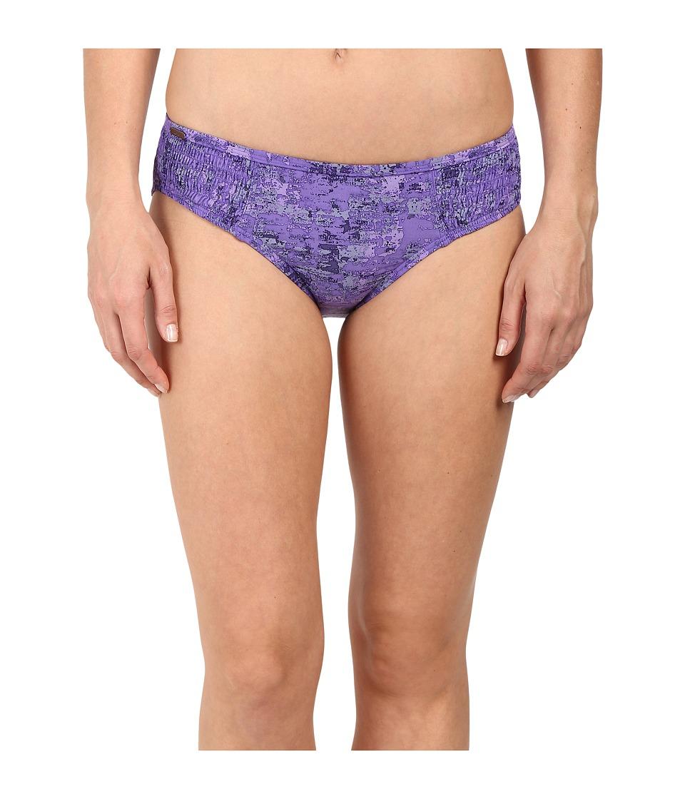 Lole - Arica Bottom (Iris Impressionist) Women's Swimwear
