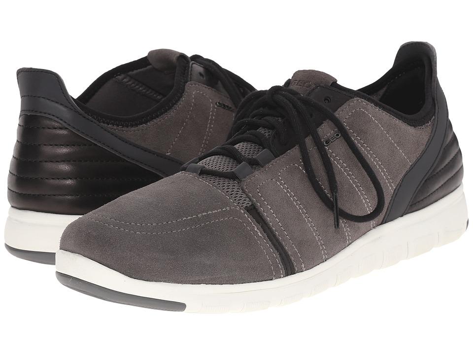 Geox - Mxunday2Fit1 (Grey/Black) Men's Shoes