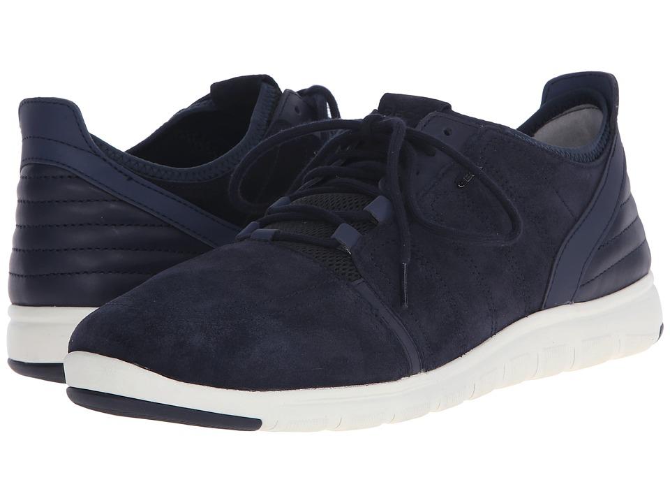 Geox - Mxunday2Fit1 (Navy) Men's Shoes