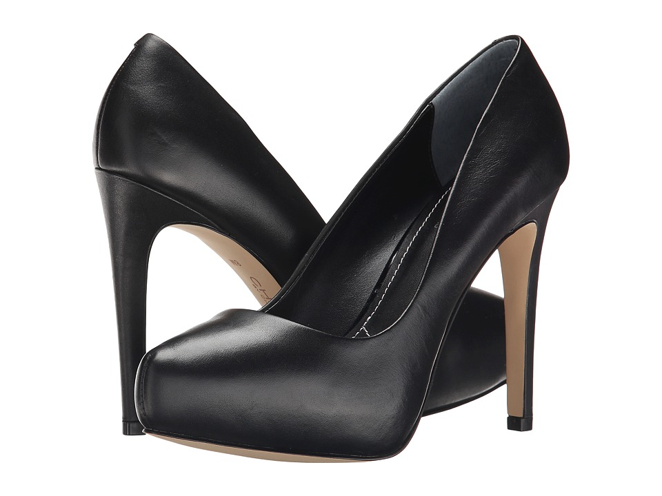 Charles by Charles David - Frankie (Black Leather) High Heels
