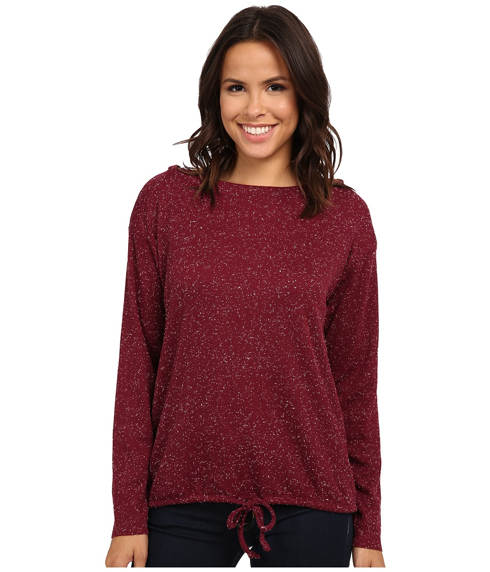 Alternative - Constellation Thermal Trekker Top (Raspberry) Women's Clothing