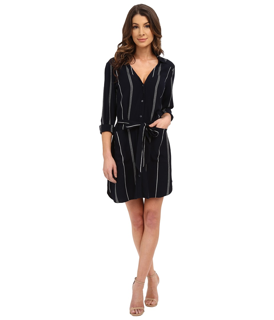 Sanctuary - Anna Dress (Marine Ticking Stripe) Women's Dress