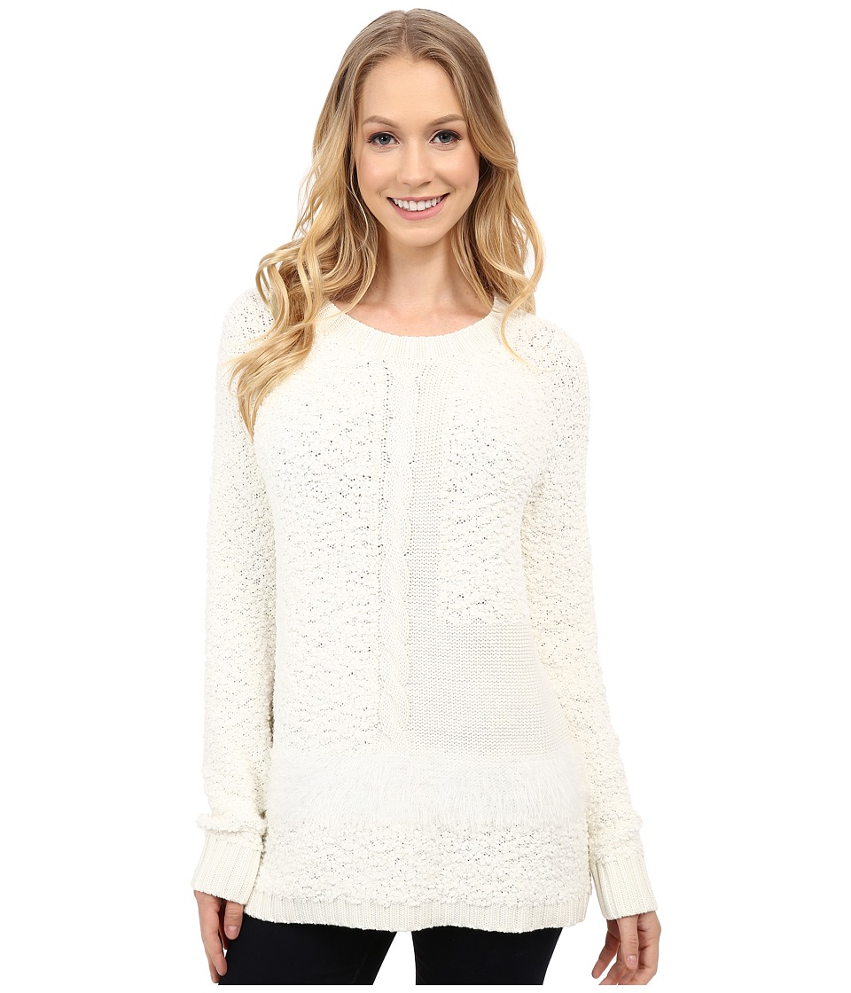 Sanctuary - New Snuggle Sweater (Winter White) Women's Sweater