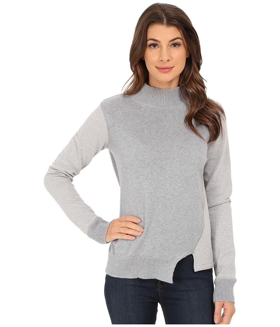 Alternative - Transient Sweater (Heather Grey) Women