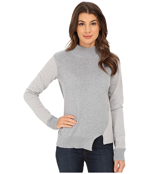 Alternative - Transient Sweater (Heather Grey) Women's Sweater