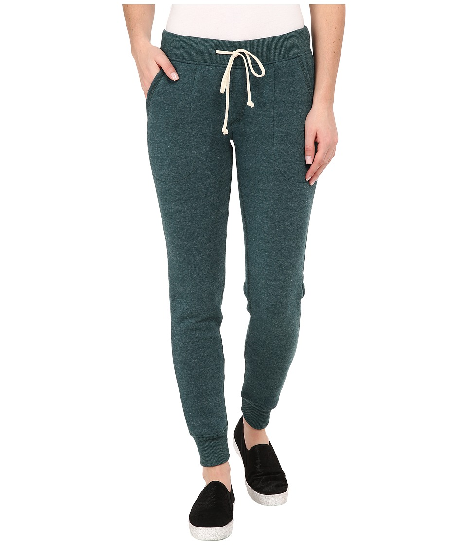 Alternative - Eco Fleece Jogger Pant (Eco True Dragonfly) Women's Casual Pants