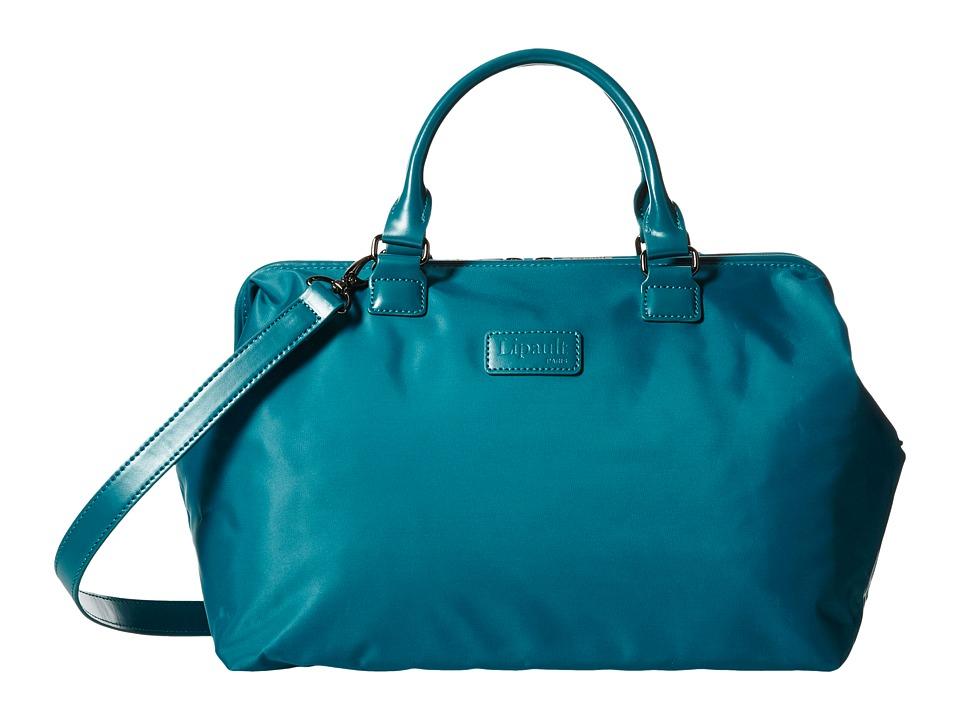 Lipault Paris - Bowling Bag (M) (Aqua) Duffel Bags
