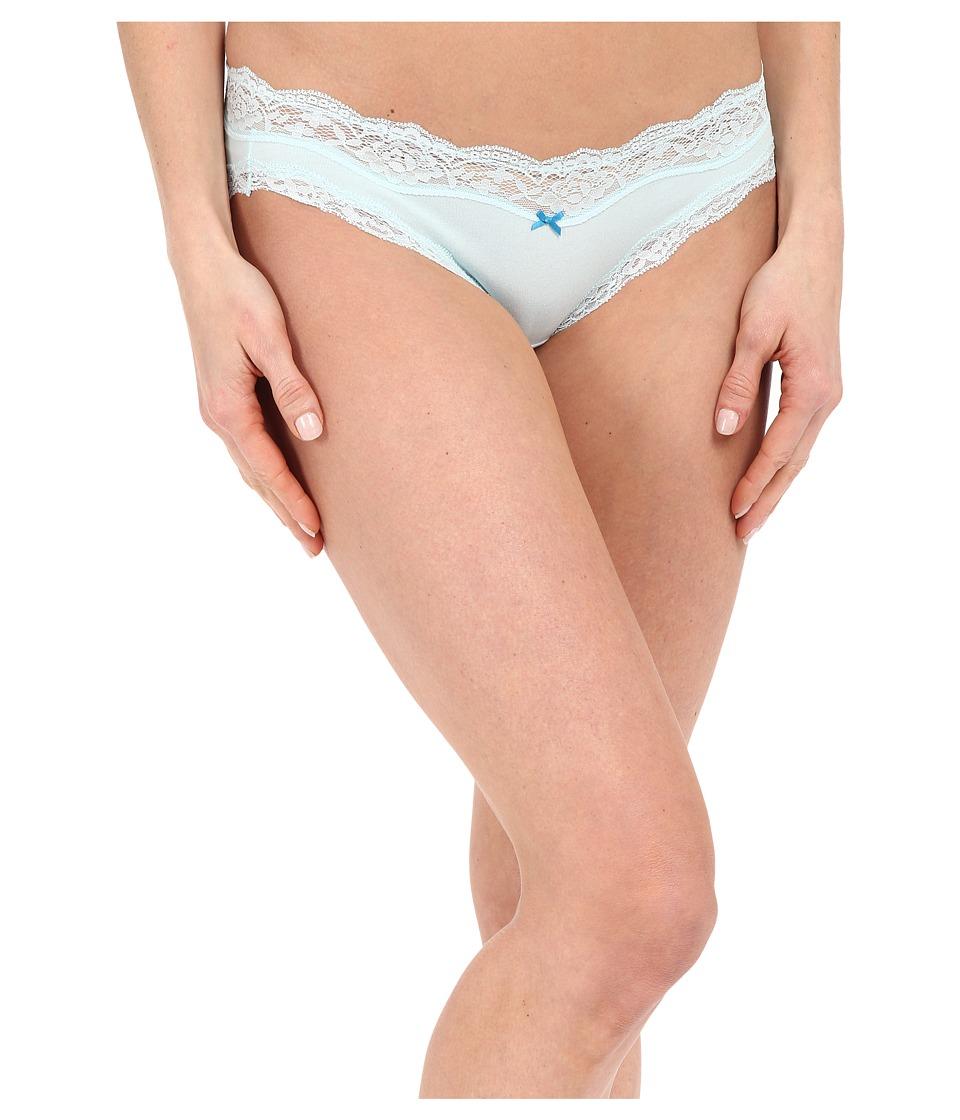 DKNY Intimates - Downtown Cotton Bikini (Spa) Women's Underwear