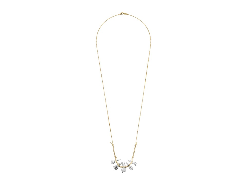 Vivienne Westwood - Blake Necklace (Gold/Rhodium) Necklace