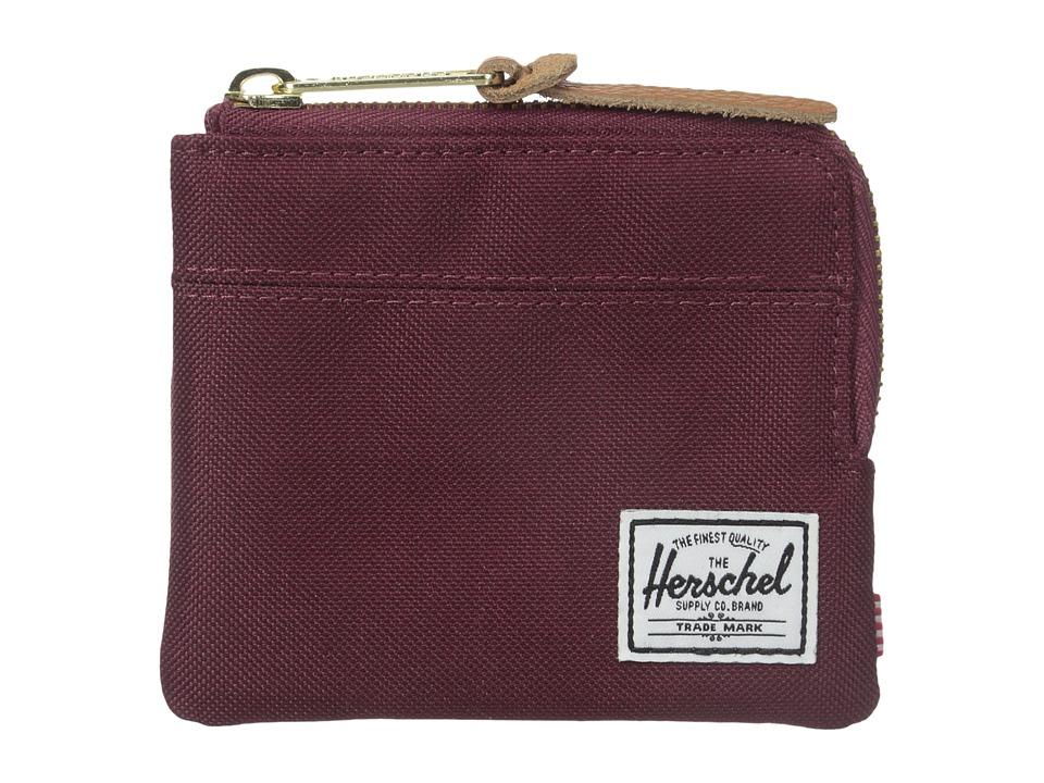 Herschel Supply Co. - Johnny (Windsor Wine) Coin Purse