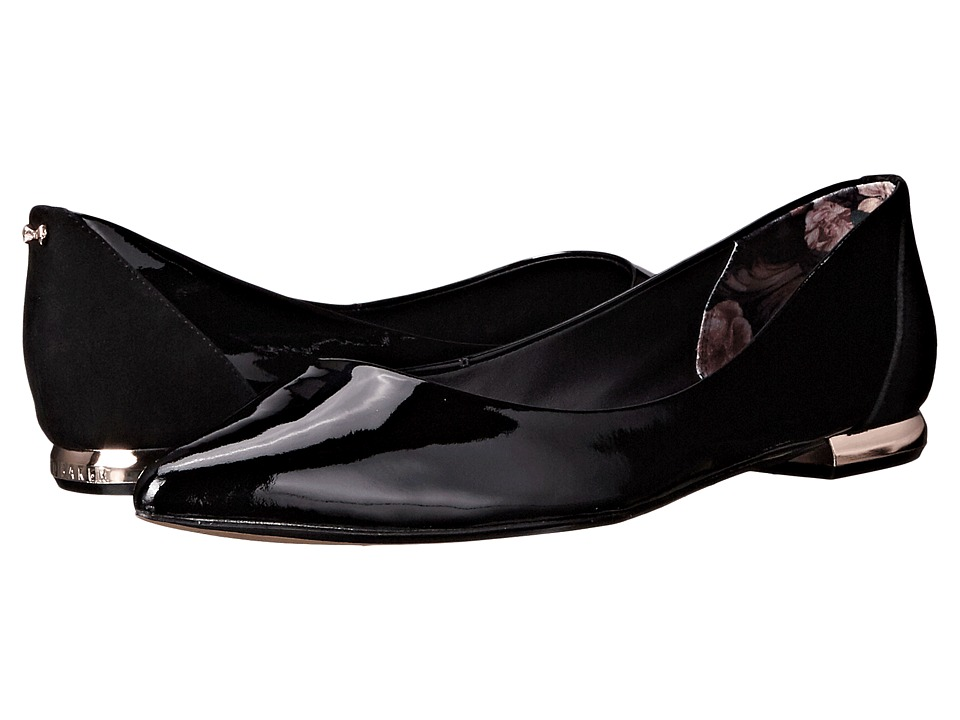 Ted Baker - Izlar 2 (Black Patent) Women's Shoes