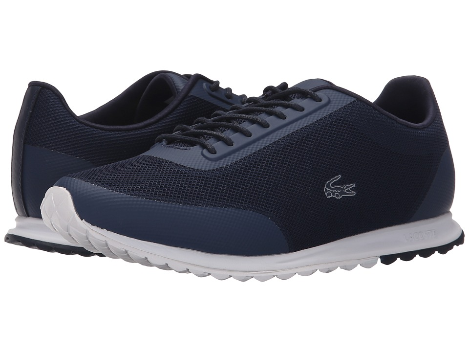 Lacoste - Helaine Runner (Navy/White) Women's Shoes