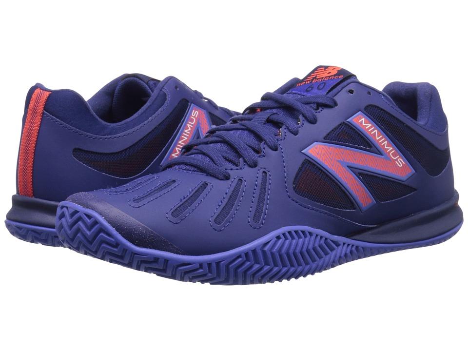 New Balance - MC60 (Black/Red/Blue) Men's Tennis Shoes