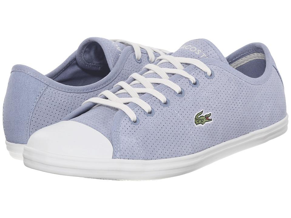 Lacoste Ziane Sneaker (Light Blue) Women