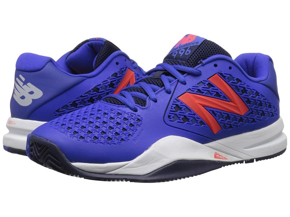 New Balance MC996v2 (Blue/Orange) Men