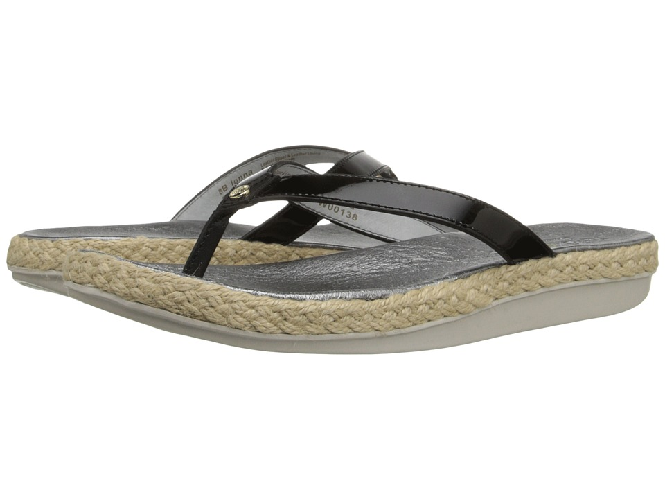 Tommy Bahama Relaxology(r) Ionna (Black) Women