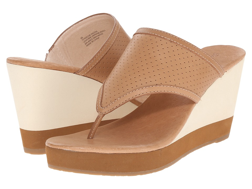 Tommy Bahama - Kaona (Wood) Women's Wedge Shoes