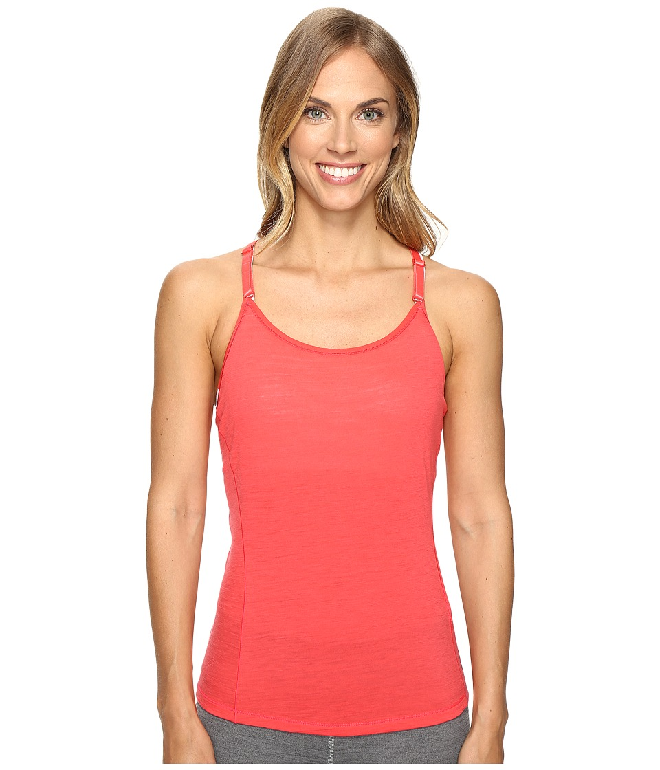 Smartwool - NTS Micro 150 Strappy Tank Top (Hibiscus) Women's Sleeveless