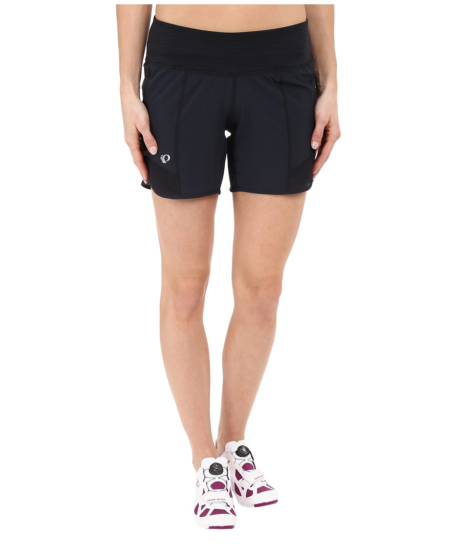 Pearl Izumi - Pursuit 6 Shorts (Black) Women's Shorts