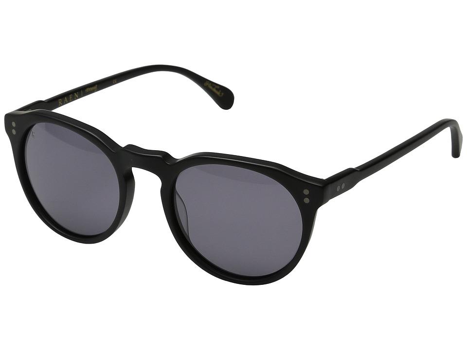 RAEN Optics - Remmy 49 (Matte Black) Sport Sunglasses