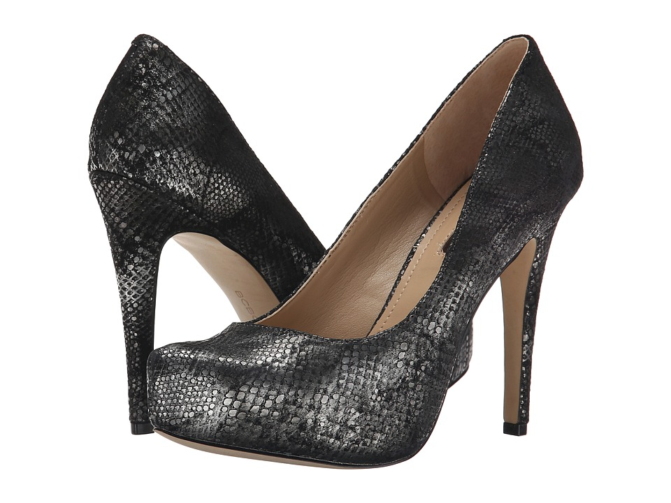BCBGeneration - Parade (Dark Gunmetal) High Heels