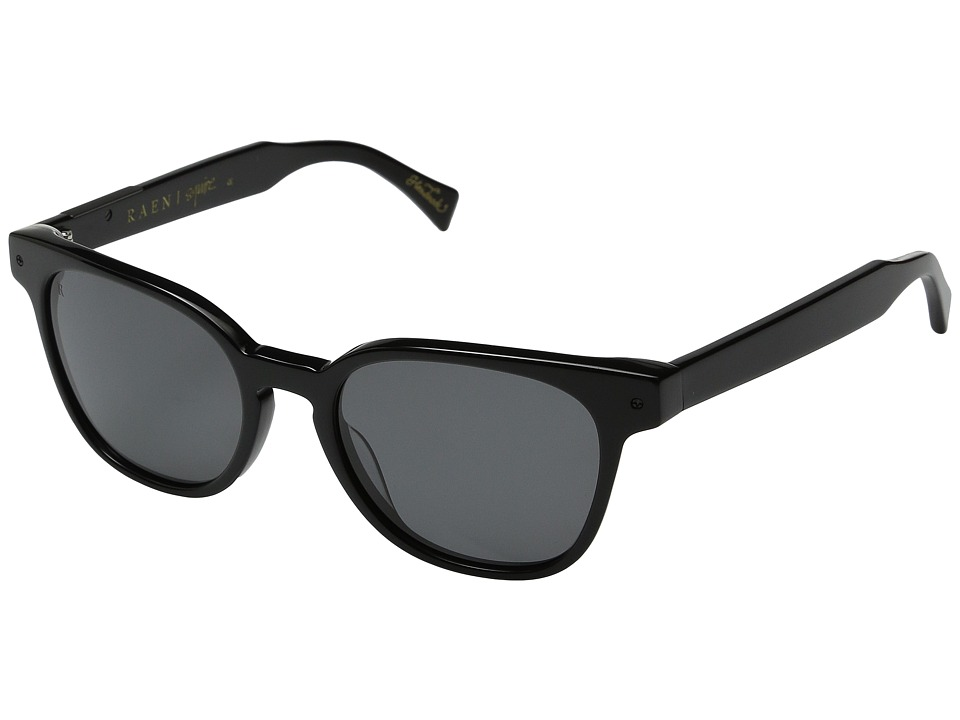 RAEN Optics - Squire 53 (Black) Sport Sunglasses