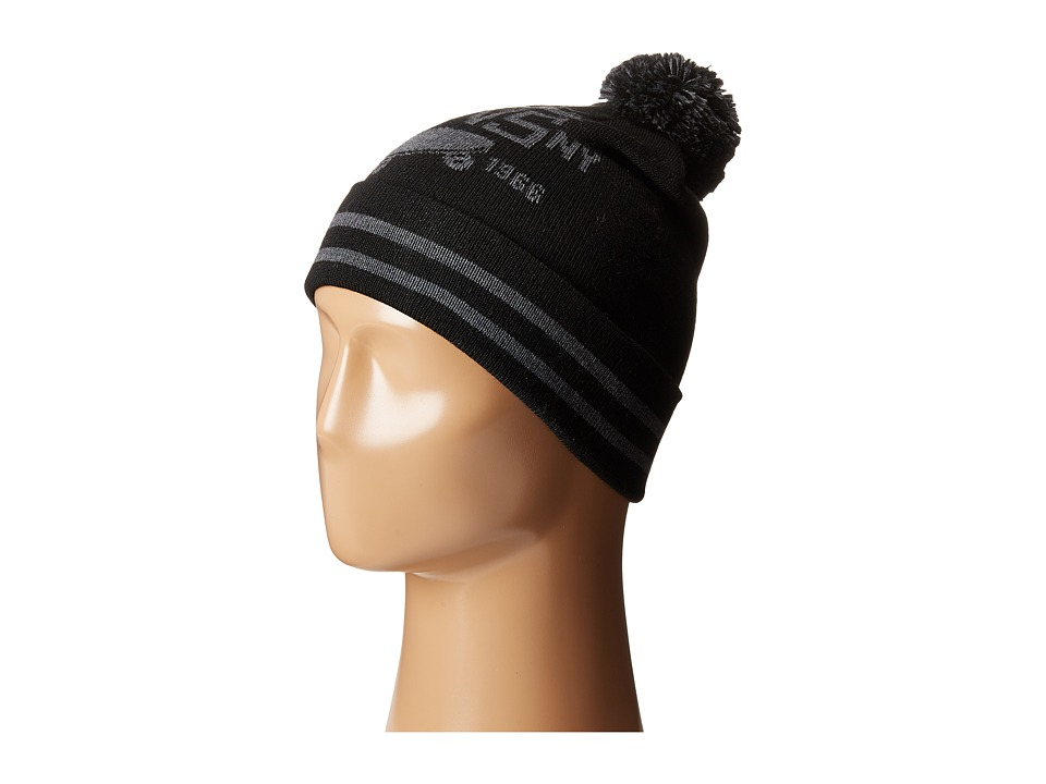 Vans - Full Patch Pom Beanie (Black) Beanies