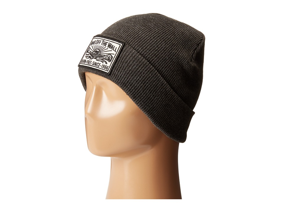 Vans - Adare Beanie (Charcoal Heather) Beanies