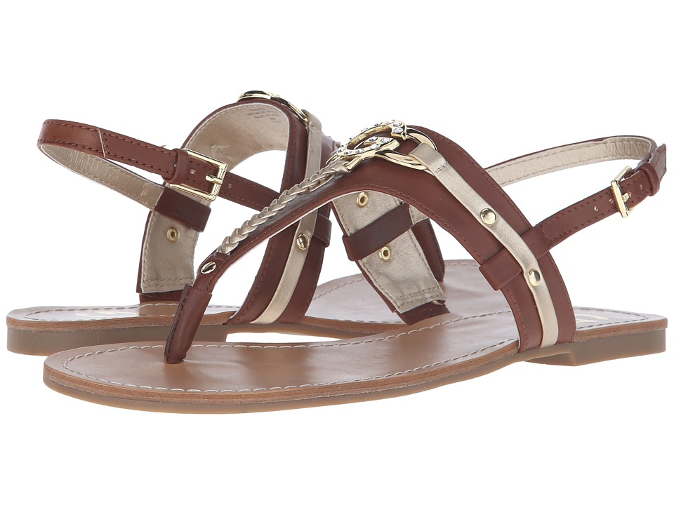 G by GUESS - Leed (Rio Maple/Old Gold) Women's Sandals