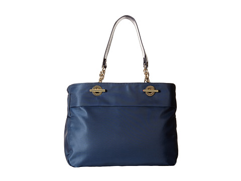 Tommy Hilfiger - Audrey Nylon Shopper (Tommy Navy) Tote Handbags