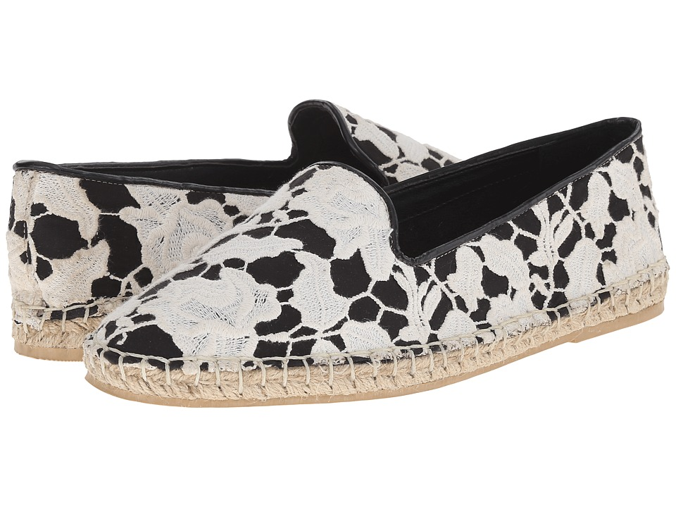 Cole Haan - Palermo Espadrille (Black/White Lace) Women
