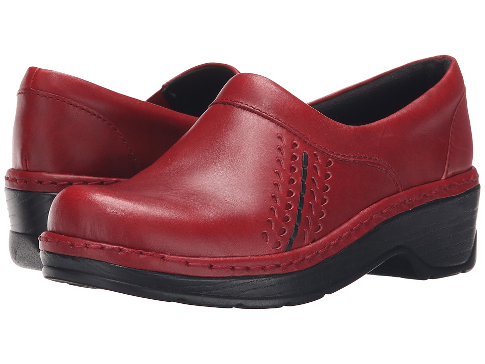 Klogs Footwear - Sydney (Marsala) Women's Clog Shoes