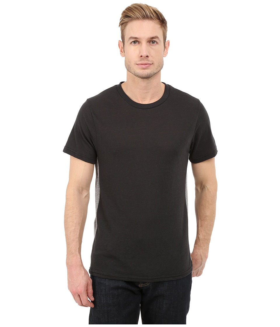Alternative - Eco Jersey Runway T-Shirt (Eco True Black) Men's T Shirt