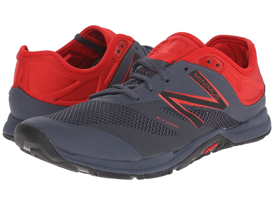 New Balance - MX20v5 (Black/Red) Men's Shoes