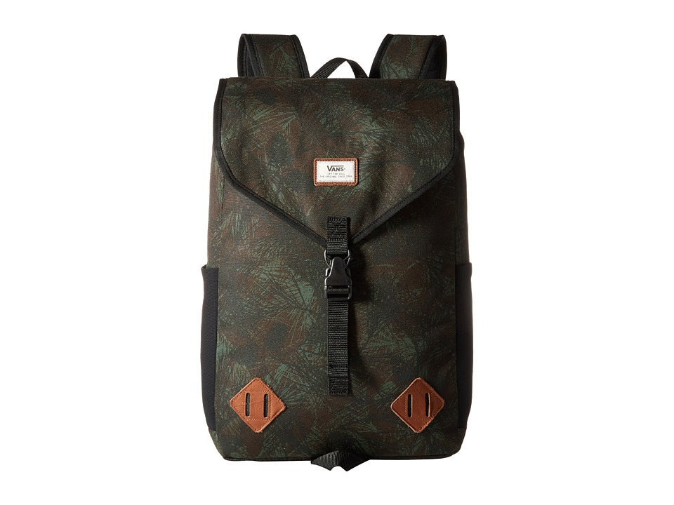 Vans - Nelson Backpack (Needles N Cones) Backpack Bags