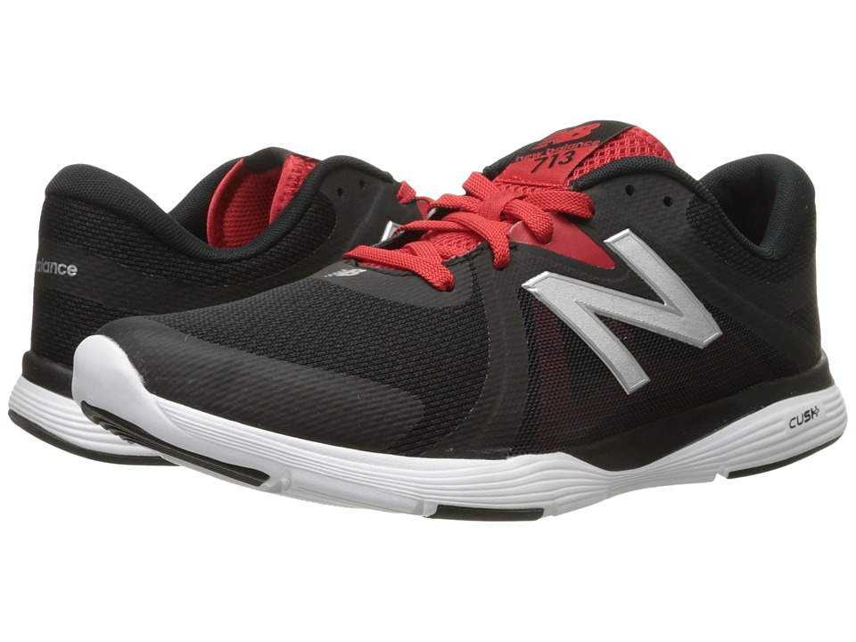 New Balance - MX713v1 (Red/Black) Men's Shoes