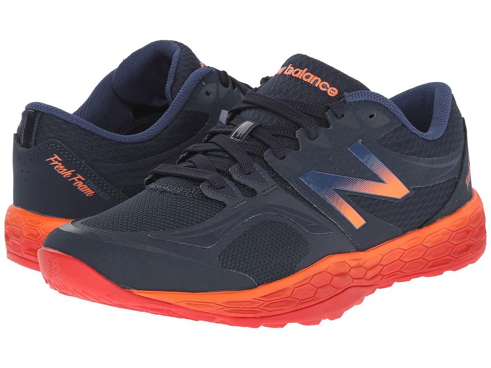 New Balance - MX80v2 (Black/Red) Men's Shoes