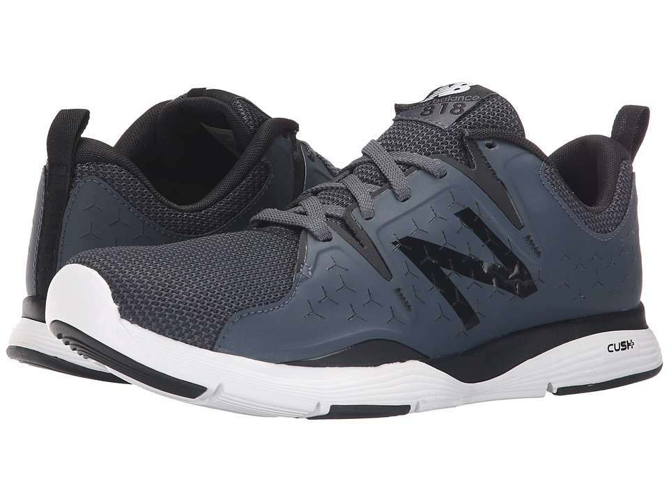 New Balance - MX818v1 (Grey) Men's Cross Training Shoes