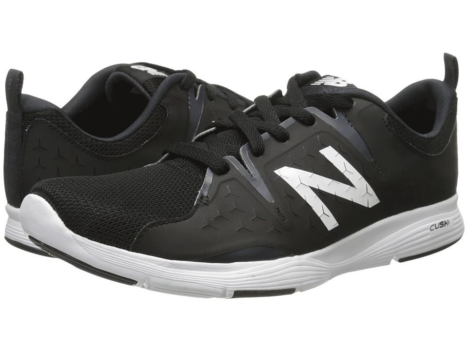 New Balance - MX818v1 (Black) Men's Cross Training Shoes