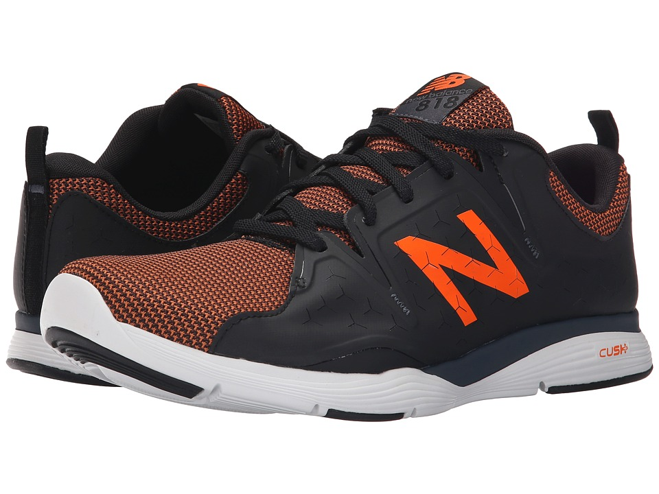 New Balance - MX818v1 (Black/Red) Men's Cross Training Shoes