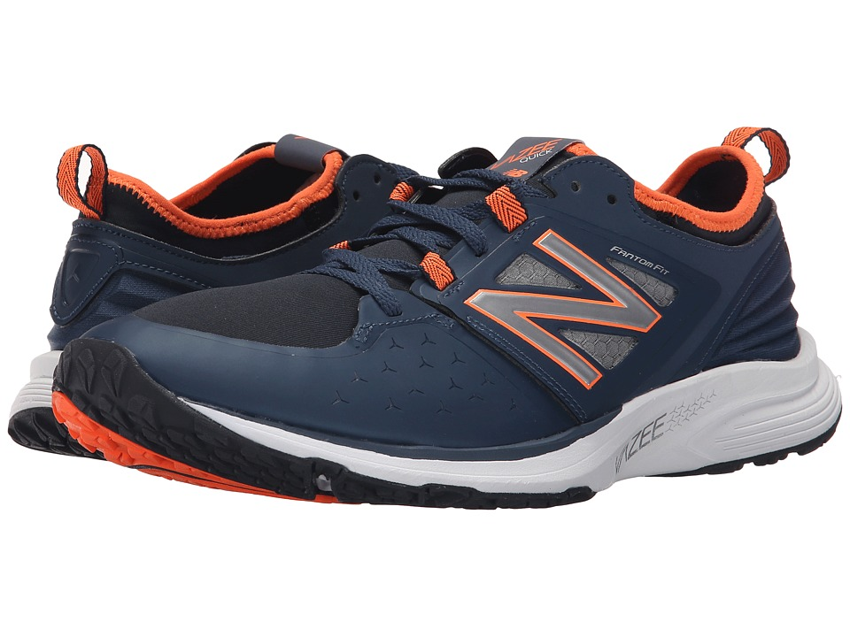 New Balance - MX90v1 (Grey/Orange) Men's Cross Training Shoes