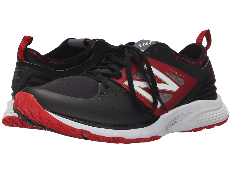 New Balance - MX90v1 (Black/Red) Men's Cross Training Shoes